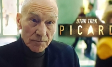 New Star Trek: Picard Photo Features Jean-Luc With His Dog