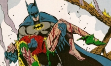 DC Developing Batman: Death In The Family Animated Movie