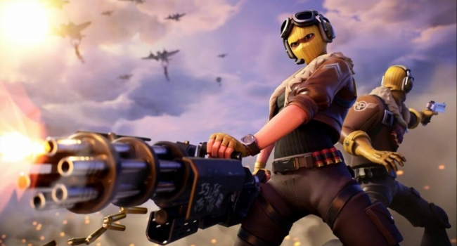 Fortnite Anniversary Event And New Cosmetic Rewards Leaked