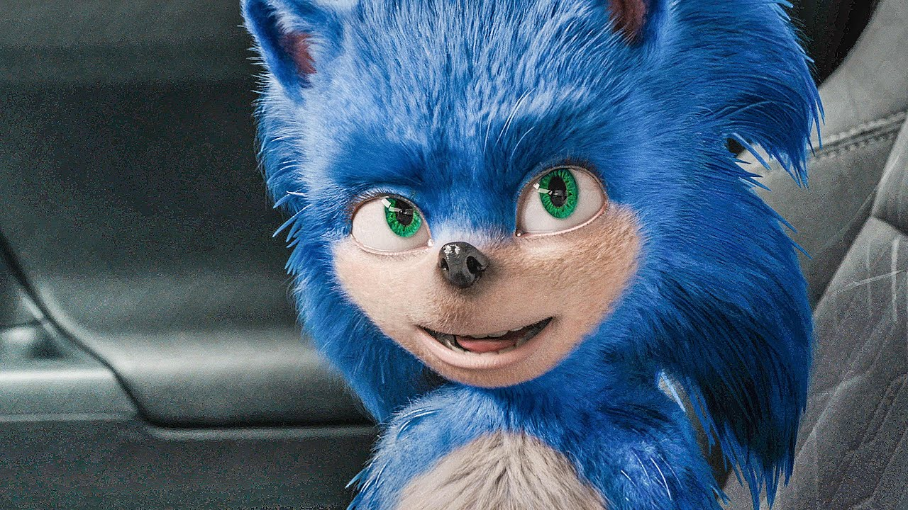 Sonic The Hedgehog Poster Gives Another New Look At The Redesign