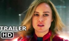 Marvel Announces Captain Marvel Blu-Ray With New Promo