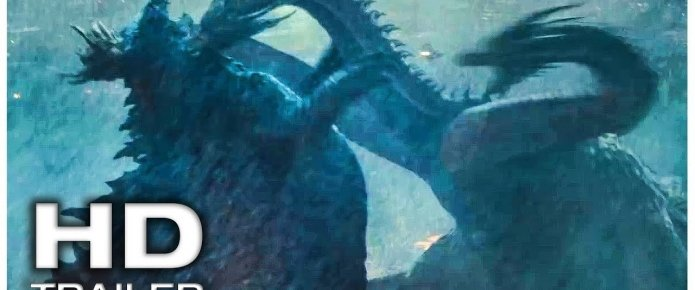 New King Of The Monsters Clip Shows Off Godzilla's Burning Form