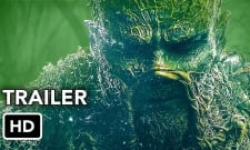 DC Universe Drops Horrifying New Swamp Thing Trailer