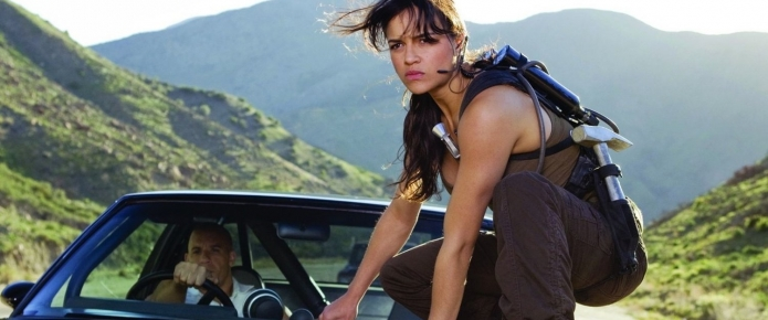 Michelle Rodriguez Returns To Fast And Furious 9 After Female Writer Hired