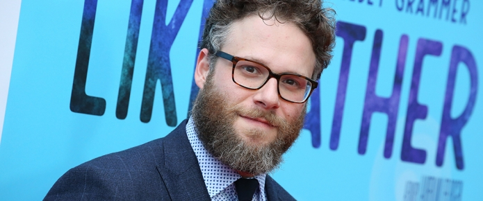 Seth Rogen Admits He's High While Filming All His Movies