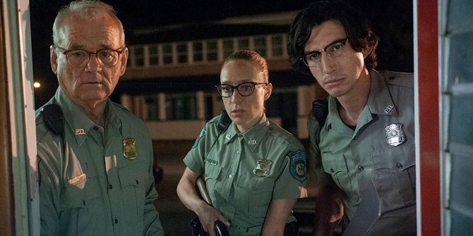 Bill-Murray-Chloe-Sevigny-and-Adam-Driver-in-The-Dead-Dont-Die
