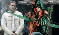Charlie Hunnam Being Eyed To Play Green Arrow In The DCEU