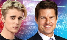 Floyd Mayweather Wants To Promote Justin Bieber And Tom Cruise's Fight