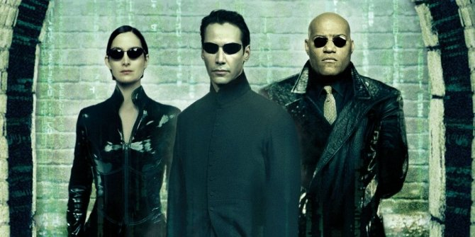 Here's How Keanu Reeves Could Look As Neo In The Matrix 4