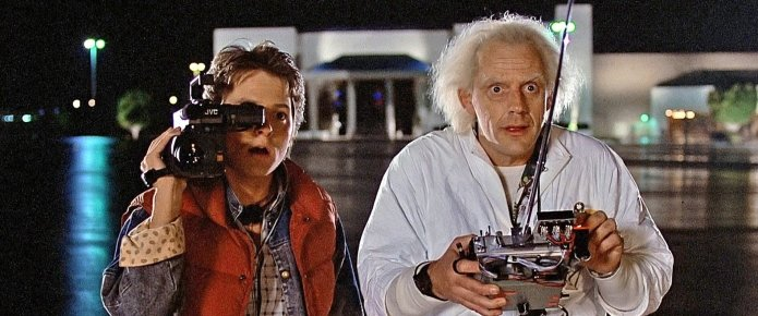 Christopher Lloyd Wants To Make Back To The Future 4
