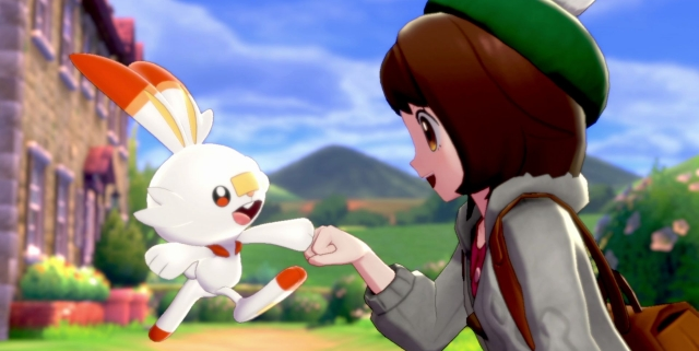 Pokémon Sword And Shield