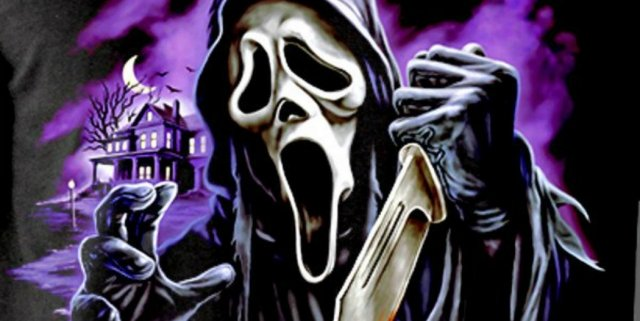 Scream-20th-Anniversary-Ghostface-T-Shirt-Collection