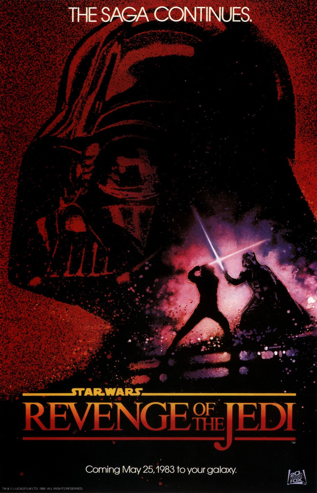 Here S The Real Reason Star Wars Episode Vi Was Originally Titled Revenge Of The Jedi