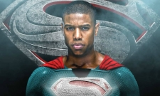 WB Reportedly Wants Michael B. Jordan To Lead Superman Reboot
