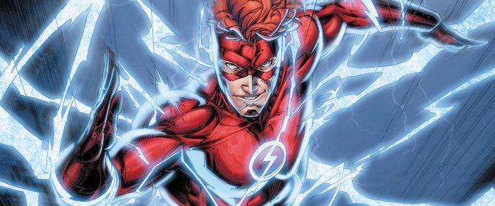 Here's How Riverdale's KJ Apa Would Look As Wally West's Flash