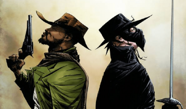 Quentin Tarantino Is Reportedly Working With Jerrod Carmichael On A 'Django/Zorro' Film