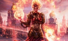 Magic: The Gathering Reveals LGS-Exclusive Chandra Signature Spellbook