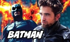 Robert Pattinson Reveals The Inspiration For His Batman Voice