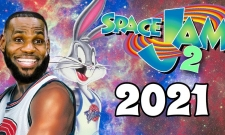 Here's Your First Look At LeBron James In Space Jam 2