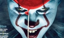 The Losers' Club Reunite On Total Film's It: Chapter Two Cover