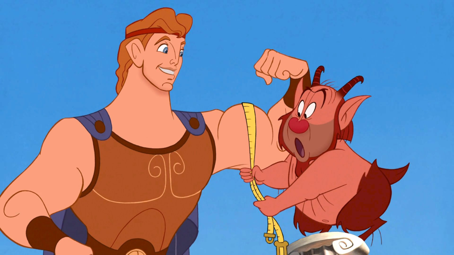 Live-Action Hercules Remake In The Works, Big Names Being Eyed