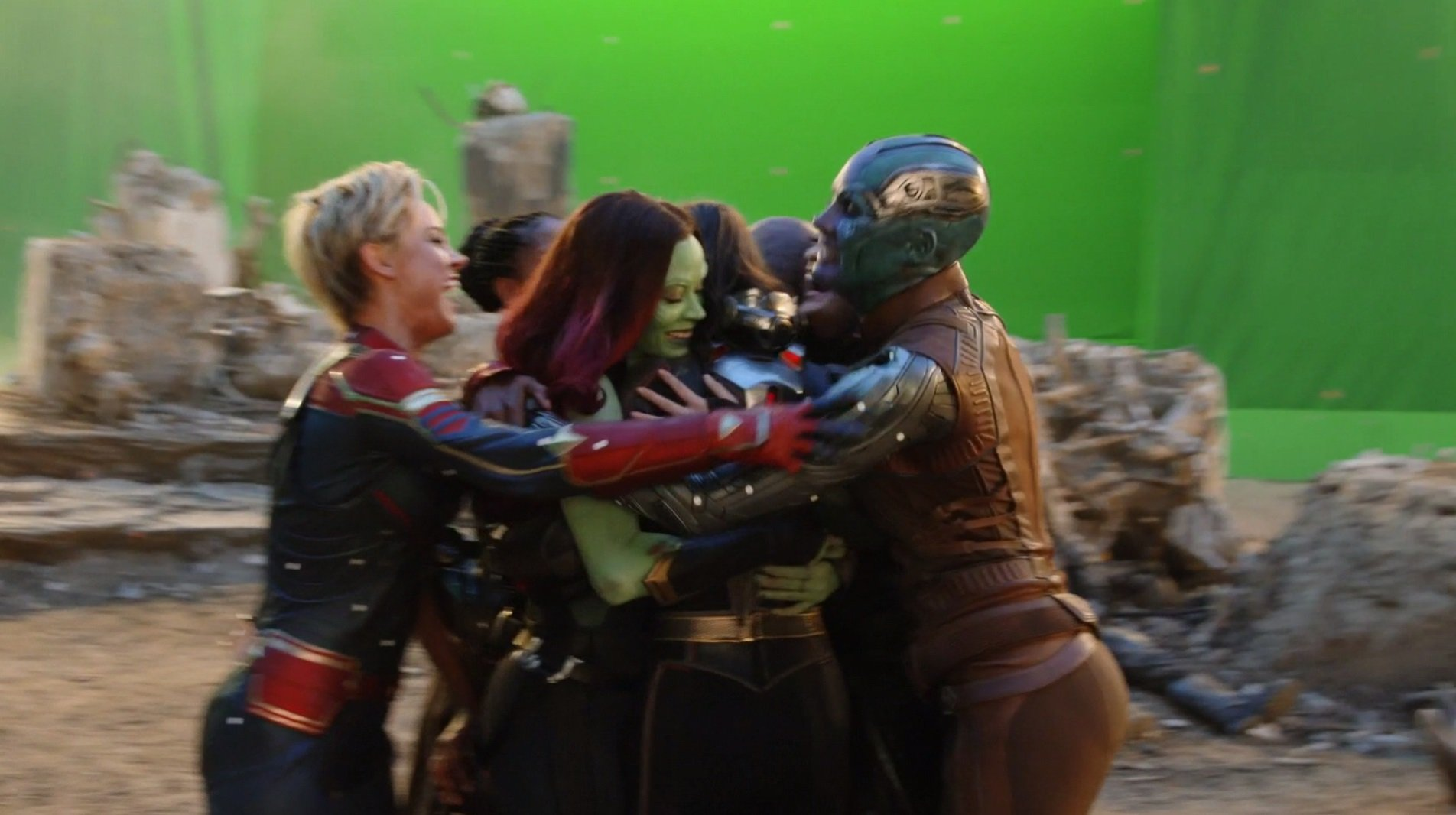 Watch All Six Deleted Scenes From Avengers: Endgame In One Video
