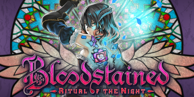 Bloodstained Ritual of the Night Artwork