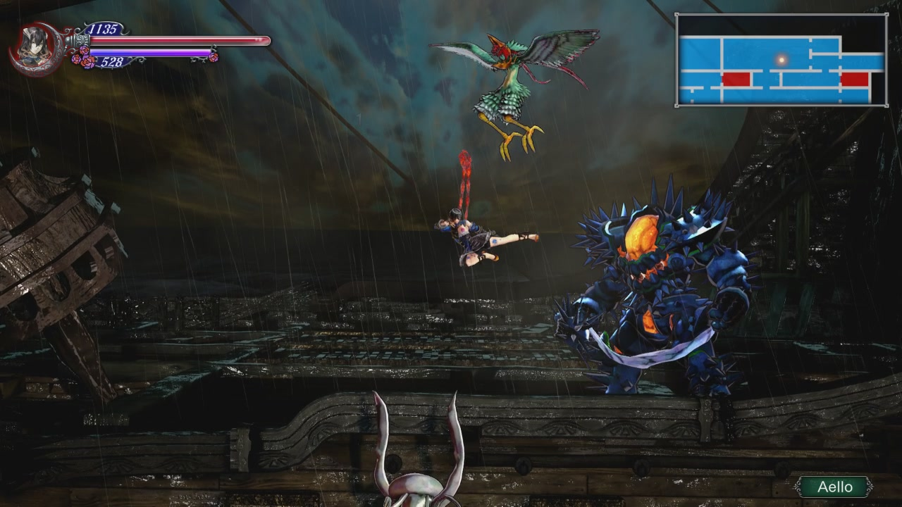 Bloodstained Ritual of the Night Screenshot