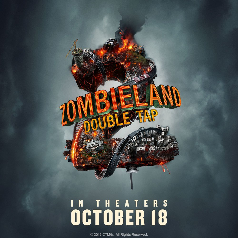 The First ZOMBIELAND: DOUBLE TAP Trailer Has Just About Everything