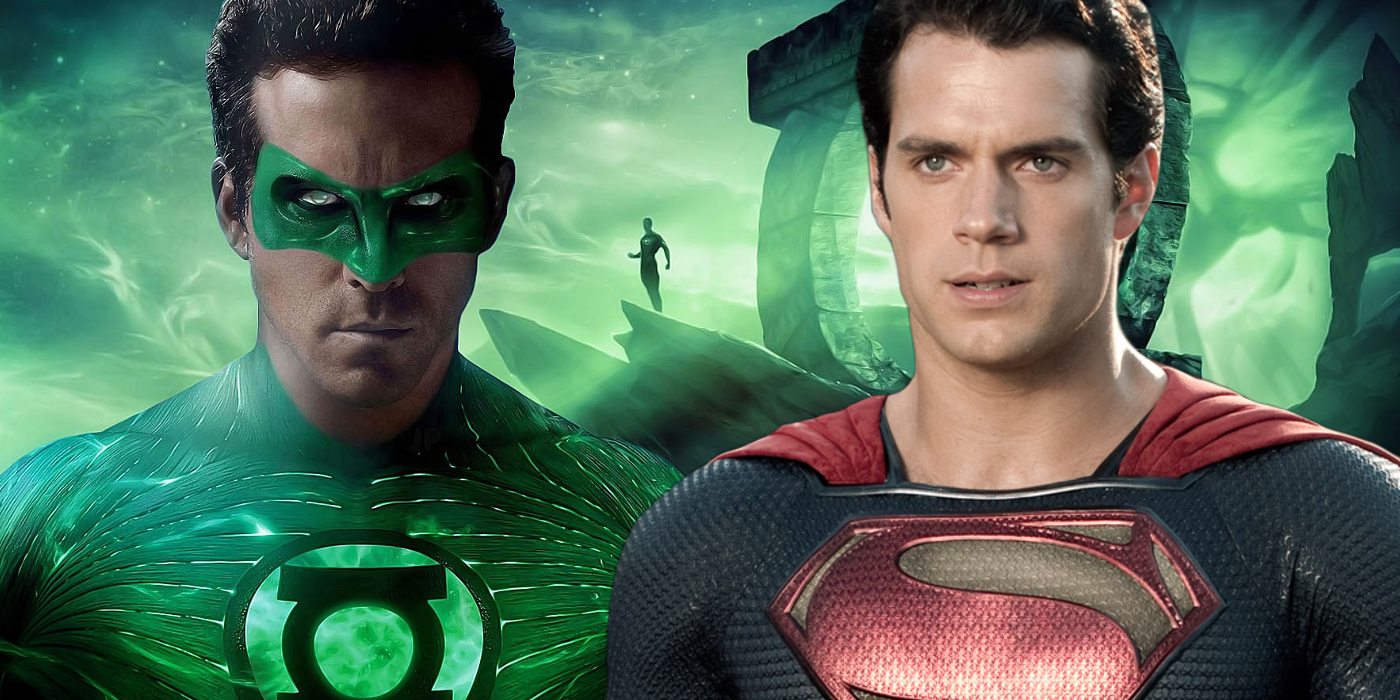 J.J. Abrams Reportedly Directing New Green Lantern And Superman Movies