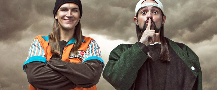 Kevin Smith And Jason Mewes To Receive Handprints On Hollywood Walk Of Fame