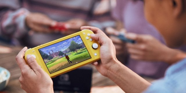 Nintendo Switch Lite Pokemon