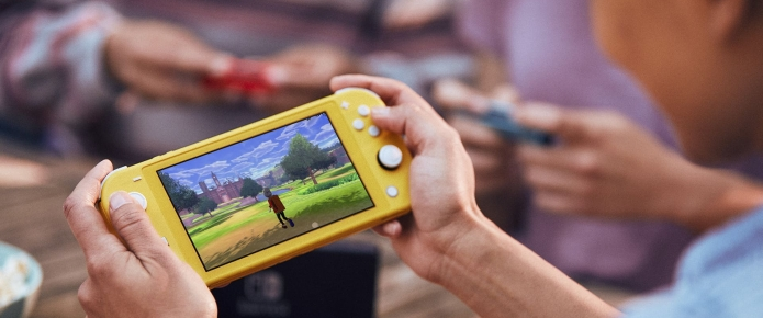 Preview: Hands-On With The Nintendo Switch Lite