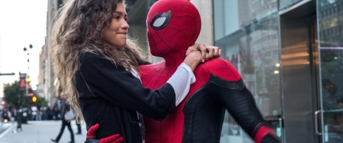 Marvel Reportedly Worried About Tom Holland and Zendaya's Relationship
