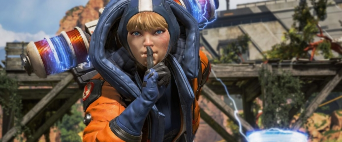 Apex Legends' Crypto Has Been Spotted In-Game