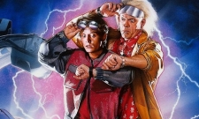 Tom Holland And Robert Downey Jr. Star In Back To The Future Remake Fan Poster