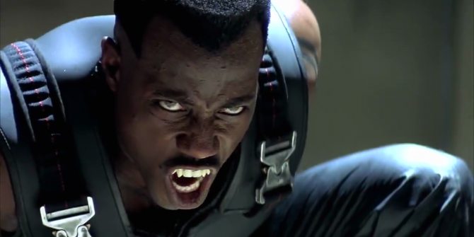 Marvel Discussing Giving Wesley Snipes A Role In Blade Reboot