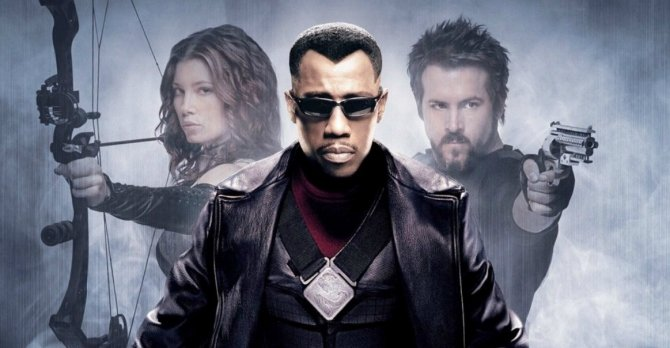 Blade Could Be The First R-Rated Film In The MCU