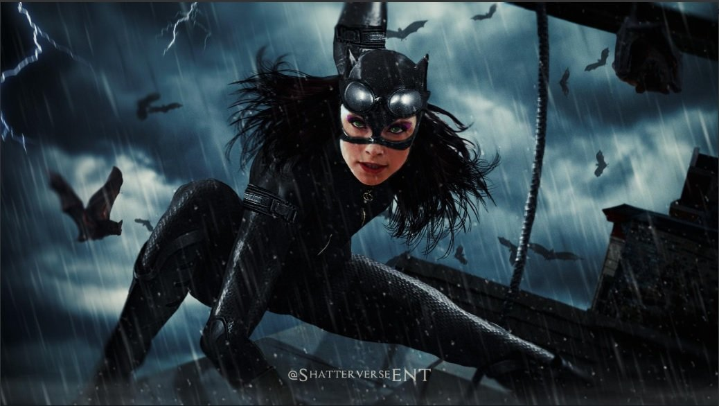 WB Wants A Person Of Color To Play Catwoman In The Batman