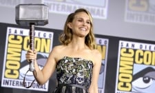 Natalie Portman Secretly Signed On For Thor: Love And Thunder 6 Months Ago
