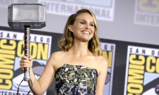 Natalie Portman Says She Feels Pressure Playing Thor Next To A Jacked Chris Hemsworth