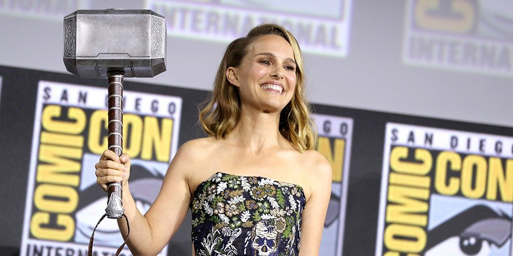 Photo of Natalie Portman's Thor Will Reportedly Beat [SPOILERS] In A Fight In Thor: Love And Thunder