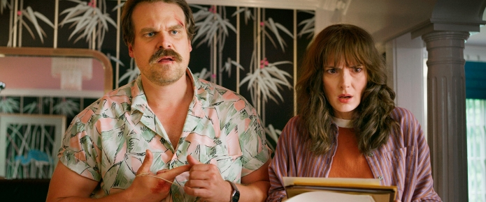 David Harbour Reacts To Hopper's Return In Stranger Things Season 4