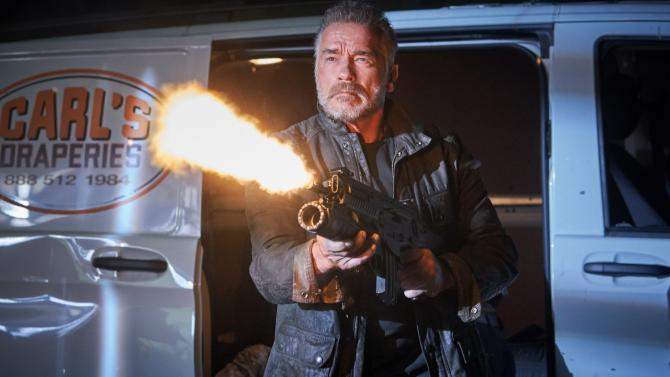 Arnie Springs Into Action In New Terminator: Dark Fate Trailer