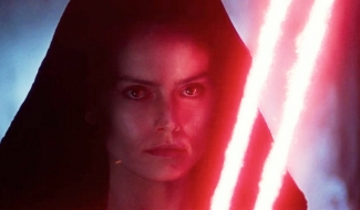 Star Wars Reveals The Secrets Of Dark Rey's Lightsaber From The Rise Of Skywalker