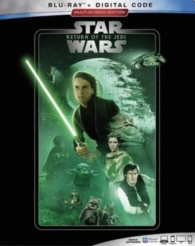 New Star Wars Re-Releases Headed To Blu-Ray, Covers Revealed
