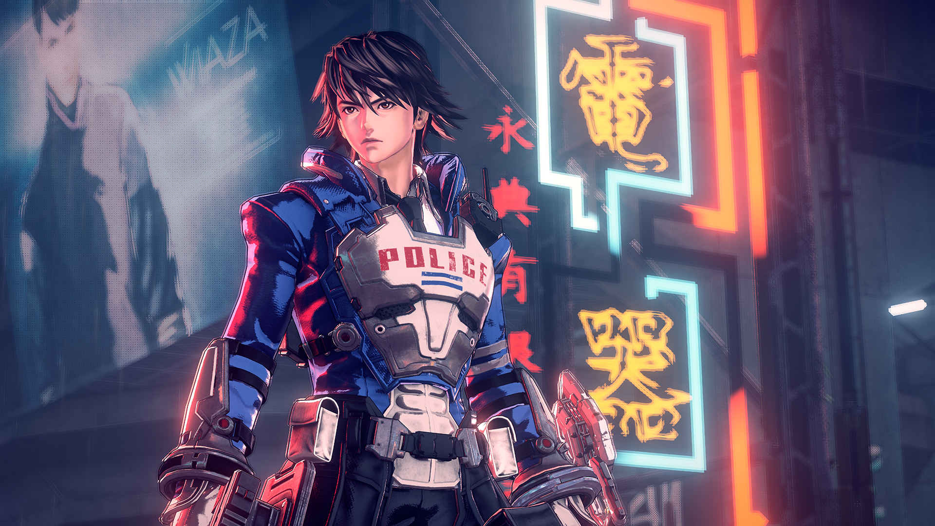 Astral Chain Characters