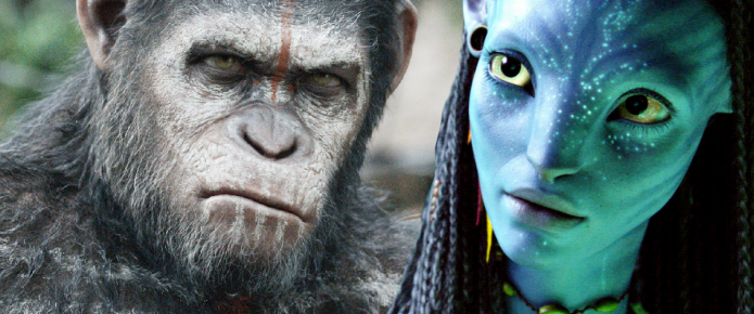 Disney Reportedly Prioritizing New Avatar And Planet Of The Apes Movies