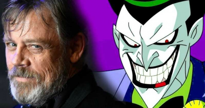 Mark Hamill Rumored To Be Playing The Joker In Crisis On Infinite Earths
