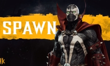 Mortal Kombat 11 Fans Are Loving Spawn's Gameplay Reveal